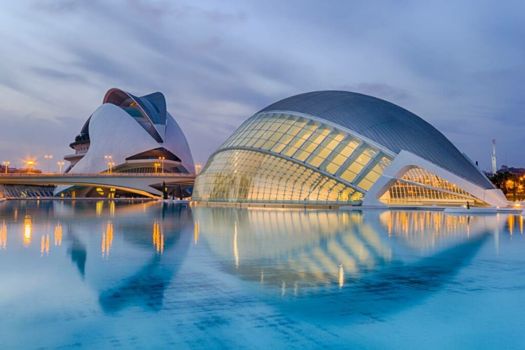 3 cities important in spain