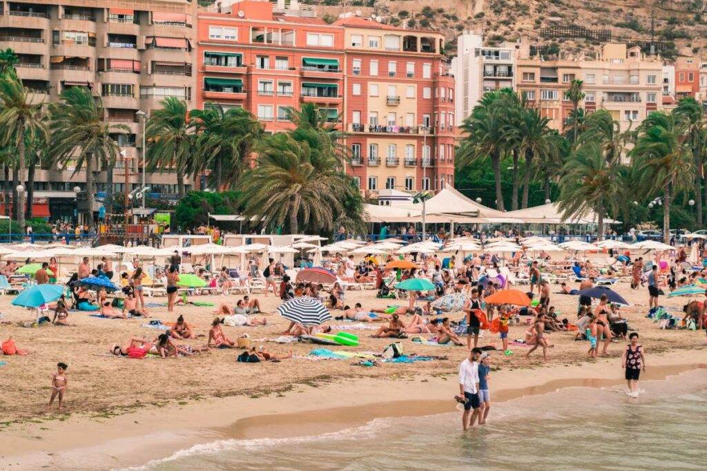 Alicante city cheapest to live in spain