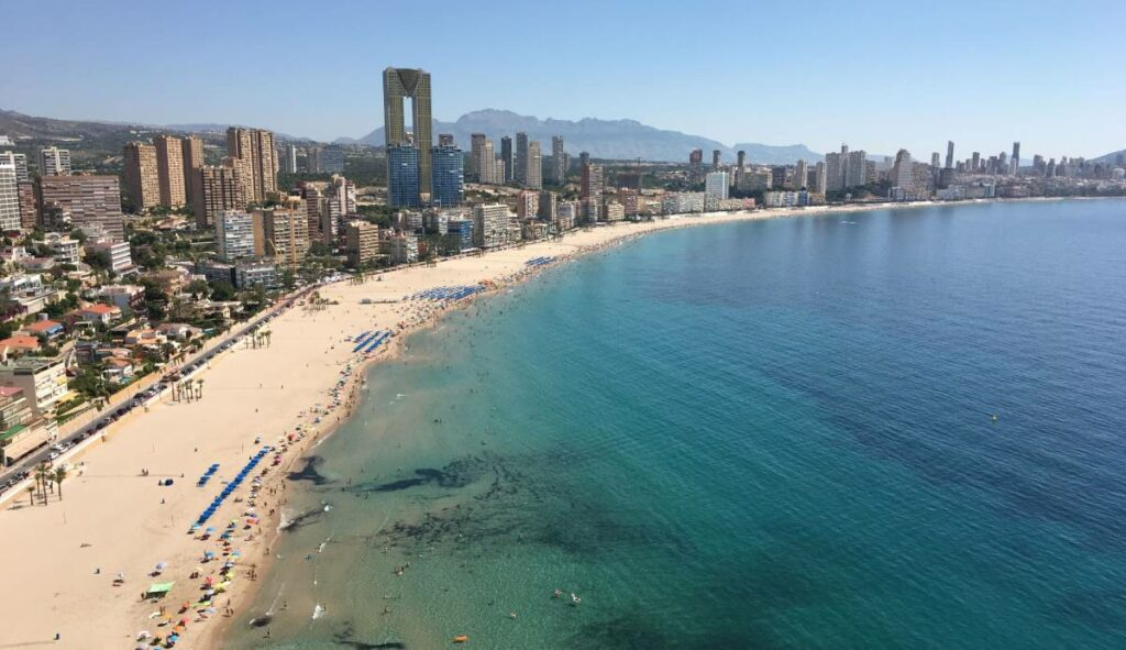 best place to live in spain benidorm
