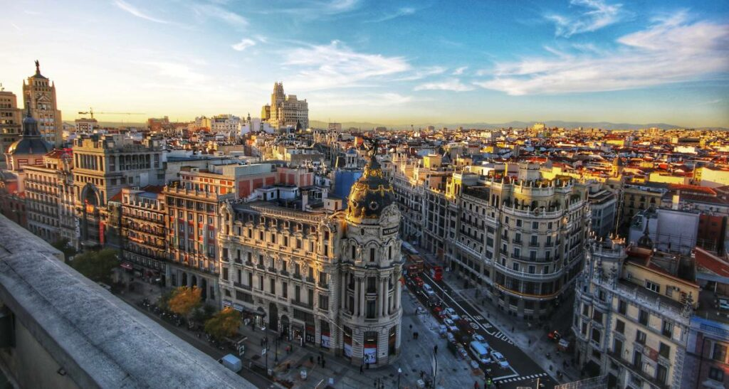 best place to live in spain madrid