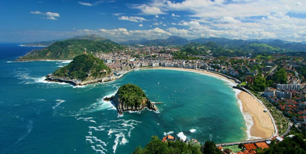 best place to live in san sebastian