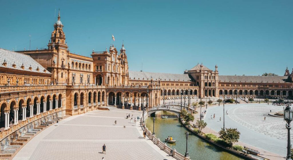 best place to live in spain sevilla