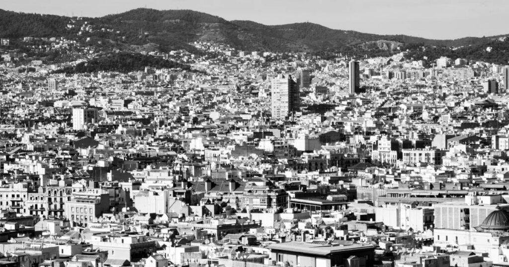 cost of living in spain diferrent cities