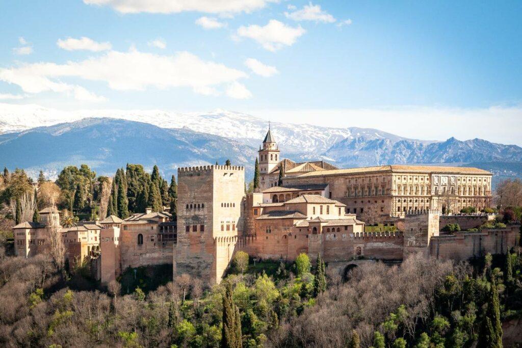 Granada important city in spain