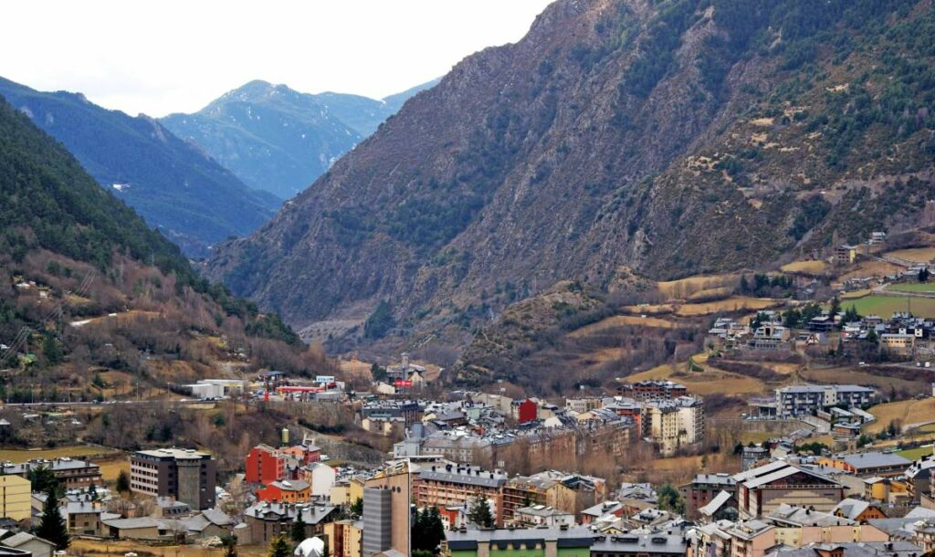 living in andorra tax system